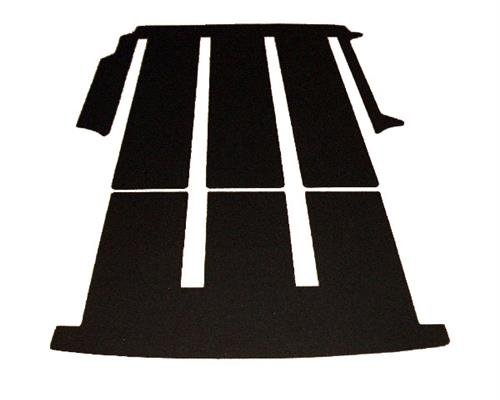 Preisvergleich Produktbild Gastraum und Kofferraum Komplett Teppich Fußmatte