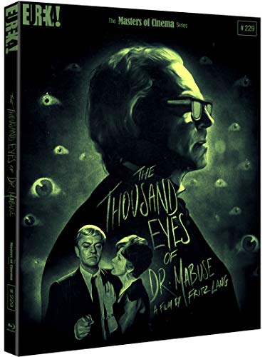 The Thousand Eyes Of Dr. Mabuse [Die 1000 Augun des Dr. Mabuse] (Masters of Cinema) Blu-ray Edition