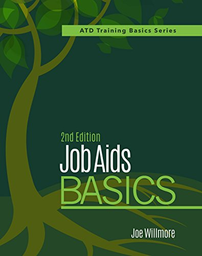 Job Aids Basics, 2nd Edition (Training Basics Series) (English Edition)
