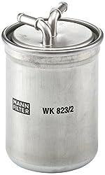 MANN-FILTER WK 823/2 Fuel Filter for Car