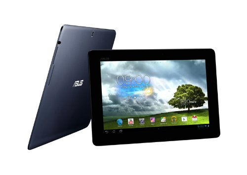 ASUS MeMO Pad Smart ME301T 25,7 cm (10,1 Zoll) Tablet-PC (NVIDIA Tegra 3, 1,3GHz, 1GB RAM, 16 GB EMMC, 5 GB Webspace, 12-Core GeForce, USB 2.0, Android 4.1) blau (3 Nvidia Tegra)
