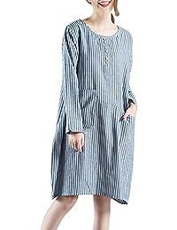 3c4b67064d7e5b Suchergebnis auf Amazon.de für: Hanf - Kleider / Damen: Bekleidung