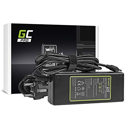 Green Cell® PRO Serie Netzteil für HP Compaq 6500b 6510b 6515b 6520s 6530b 6535b 6535s 6700 6700b 6700s 6720 6720s 6720t Laptop Ladegerät inkl. Stromkabel (19V 4.74A 90W) -
