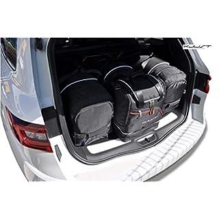 CAR Bags AUTOTASCHEN MASSTASCHEN ROLLENTASCHEN Renault CLIO, IV, 2012- - KJUST