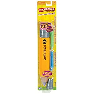 Toysmith 25777Giant Chalk Pencil Tiza lápiz 33cm