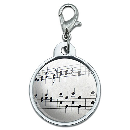 chrome-plated-metal-small-pet-id-dog-cat-tag-music-musical-instruments-music-musical-notes-score-com