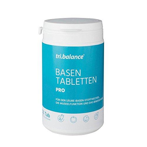 tri.balance Basentabletten Pro, 225 Tabletten, 75 Portionen