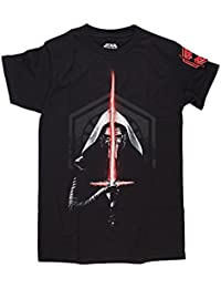 Kylo Ren First Order Adult Black T-shirt