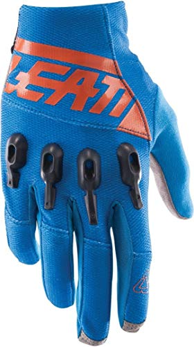 5537827c8b7ee Leatt Brace Dbx 3.0 X Flow Gloves Blue/Orange 2017 Guanti da ciclismo, Blu  / arancione, S