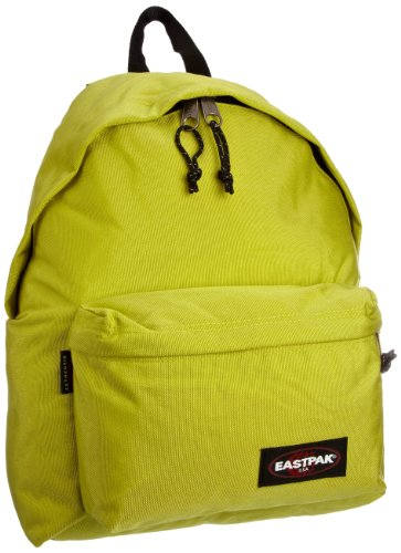 Eastpak Unisex Padded Pak'r Backpack Loco Lime EK62024E Medium