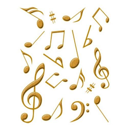 japanese-art-makie-musical-instrument-decoration-sticker-music-note