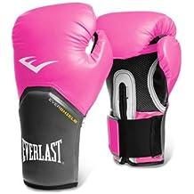 Everlast adultos Caja Artículo 2300Pro Style Elite Gloves, todo el año, unisex, color morado - rosa, tamaño 12