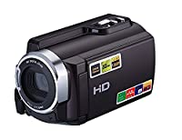 IFLYING Digital Video Camera Wifi Infrared Night Vision Camcorder with 16X Digital Active Zoom