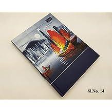 UNICORNN Orient Art Diary 2019#14