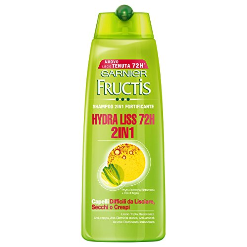 Fructis Shampoo 2In1 Hydra Liss Ml.250