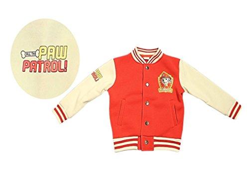 Paw Patrol Baseball Jackets - Marshall 18-24 Months