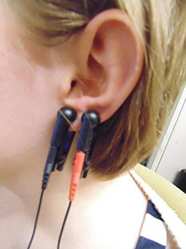 TENS Ohrclip-Elektroden zur Verwendung mit TENS Maschinen - ein Paar