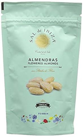 Sal de Ibiza Salted Almonds with Flower Petals 80 g
