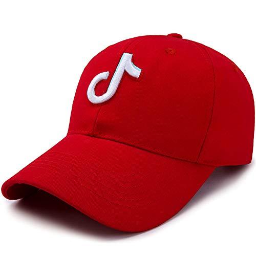 JJHR Baseball caps Hut Frühling Und Sommer Herren Sport Briefe Englische Baseball-Cap Damen Sonnencreme Mütze