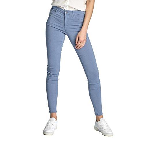 Pieces Femme Pantalons & Shorts / Leggings pcSkin Wear Gris