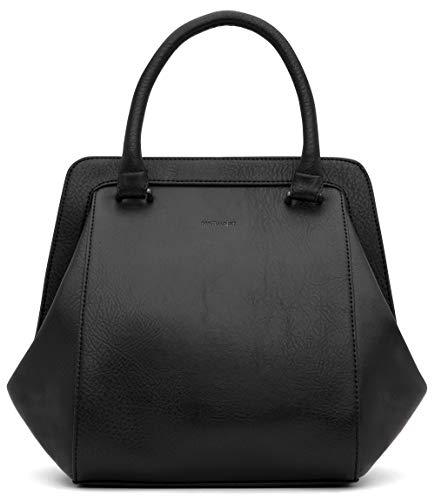 Matt & Nat Dwell Sheenan Handtasche schwarz - Handtaschen Nat Matt
