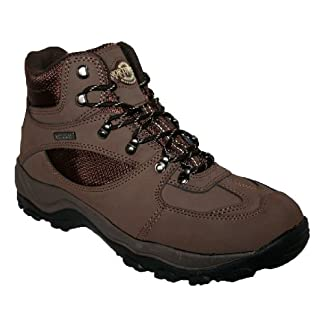 Northwest Territory Men's Hunter2 Leather Walking Hiking Boots 3