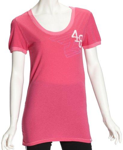 Puma–Maglietta da donna, T-shirt, fuchsia rose fuchsia rose