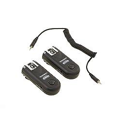Verygood4u Yongnuo Rf-603c Ii C1 Kit Wireless Flash Trigger Transceiver - Rf-603 Updated Version - For Canon C1 550d 600d 1000d 60d 500d 450d 400d 350d 300d