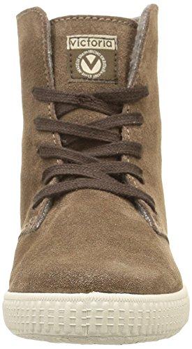 Victoria 106794, Sneakers mixte adulte Marron (Moca)