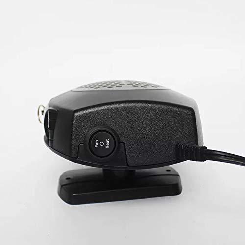 LoveOlvidoE Mini Portátil Enchufe Eléctrico Práctico Calentador de Aire Cuarto de Calentador...