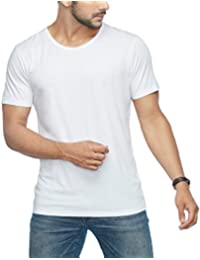 [Sponsored]Mens Solid White Supima Cotton T-Shirts | Slim Fit T-Shirts | Outliers Clothing |