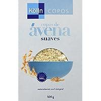 Kölln - Copos de avena original, 500 gramos [pack of ...