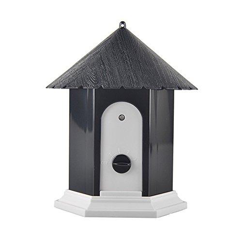 Xinxin-star Wodondog Anti Barking Ultrasonic Outdoor Dog Bark Controller cane abbaiare dispositivo Birdhouse forma