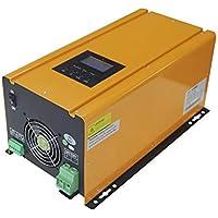 Sunray Power 2000 W Inversor de onda sinusoidal pura de baja frecuencia 24Vdc 230Vac + Pantalla