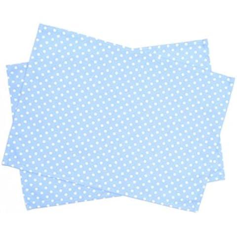 Made in Japan N3653500 (puntini bianchi su fondo blu chiaro)