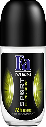 Fa Deo Roll-on Men Sport Energy Boost, 50 ml