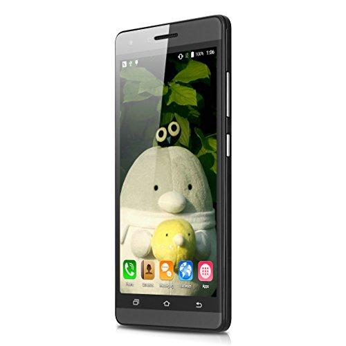 Uhappy V5 Quad-Core Dual-SIM 3G-Smartphone 5,0