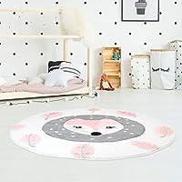 suchergebnis auf f r runde teppiche pink 160 cm k che haushalt wohnen. Black Bedroom Furniture Sets. Home Design Ideas
