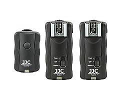 JJC JF-U2 Wireless Remote Control & Flash Trigger Kit