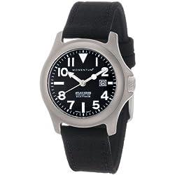 Momentum Damen-Armbanduhr XS ATLAS Analog Quarz Textil 1M-SP01B6B