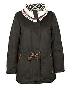 Billabong Queens Women's Jacket Fog Small