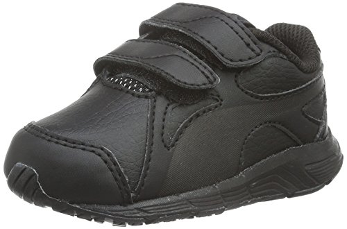 Puma Axis v4 SL V, Baskets Basses Mixte Enfant Noir (Black/Black 01)