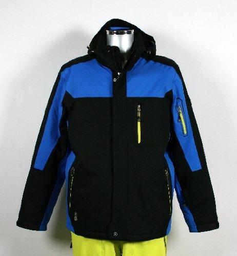 Killtec Testuro Herrenjacke Skijacke Winterjacke Übergröße Größe XXL bis 4XL
