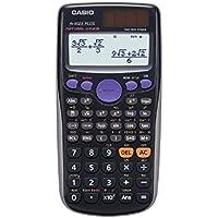 CASIO FX-85ESPLUS-SB-EHD - Calculadora científica, 11.1 x 80.0 x 162.0 mm, negro