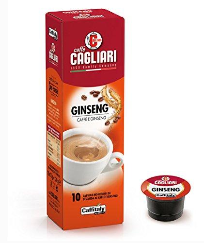Caffitaly Caffè Cagliari Ginseng