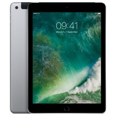 "Apple iPad, 9,7"" mit Wifi, 32 GB, 2017, Space Grau"