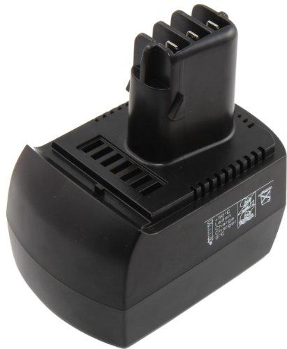Mitsuru® 2000 mAh Ni-MH 12 V Akku Batterie für Metabo BZ Serie BSZ12 BSZ12 Impuls BZ 12 SP ersetzt Metabo Air-Cooled 6.25473 6.25473.00 6.25474 625473 62547300 625474