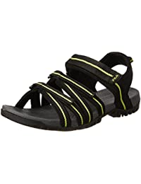 Fila Men's Gabor III Blk and Wht Sandals