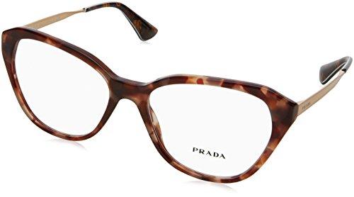 Prada - PRADA MOD EVOLUTION PR 28SV, Schmetterling, Acetat, Damenbrillen, BROWN SPOTTED PINK(UE0-1O1 A), 52/16/140