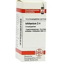 ICHTHYOLUM D 4 Globuli 10 g preisvergleich bei billige-tabletten.eu